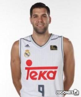 Camiseta Real Madrid 15/16 'F. Reyes'