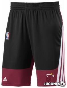 Pantalon corto Miami Heat