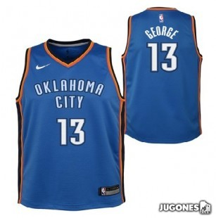 Camiseta Oklahoma Paul George Jr