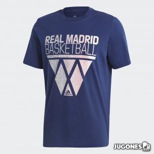 Real Madrid GFX tee