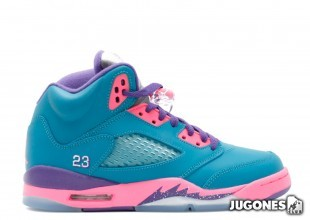 Nike Air Jordan 5 Retro GG `Tropical Teal``