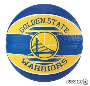 Balon Spalding team balls Golden State Warriors Talla 7