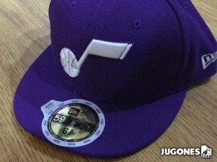 New Era Leag Utah Jr hat