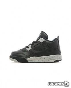 Nike Air Jordan 4 Retro Oreo TD