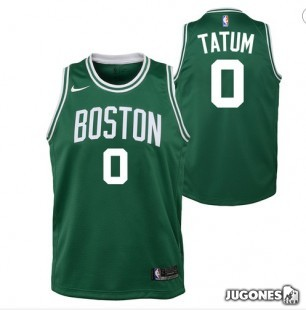 Big Kids` NBA Jayson Tatum Jersey