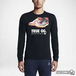 Camiseta Jordan True OG