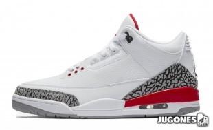 Jordan 3 Katrina