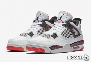 Jordan 4 Retro Flight Nostalgia
