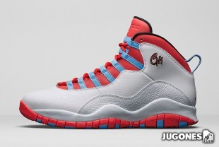 Air Jordan 10 Retro Chicago