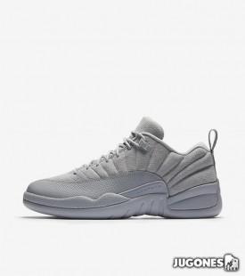 Jordan 12 Retro Low Wolf Grey