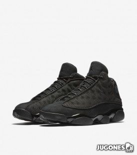 Air Jordan 13 Retro `Black Cat` GS