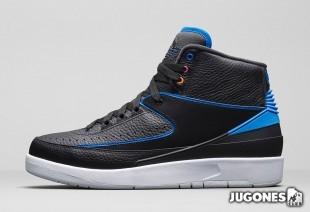 Nike Air Jordan 2 Retro Brooklyn 80