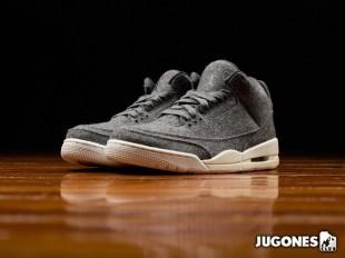 Nike Air Jordan 3 Retro `Wool`