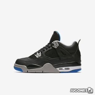 Nike Air Jordan 4 Retro  Motosport Away GS