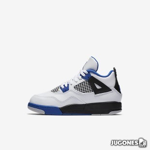 Nike Air Jordan 4 Retro Motosport (PS)