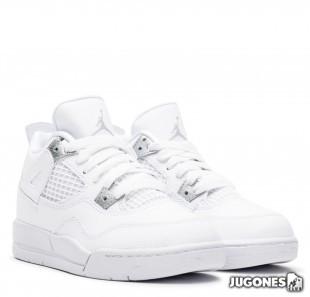 Nike Air Jordan 4 Pure Money PS