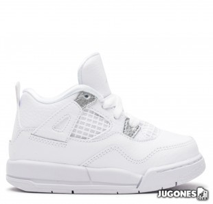 Nike Air Jordan 4  Pure Money TD