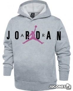 Sweatshirt Jordan Flight Fleece Po Hoddie children