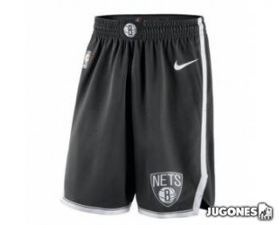 NBA Brooklyn Nets Short Jr