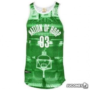 Camiseta K1X noh tank top Boston