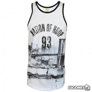 Camiseta K1X noh tank top Brooklyn