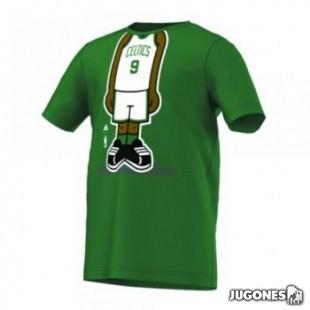 Camiseta Rajon Rondo Cuerpo
