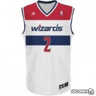 Camiseta NBA Wall (Impresa)