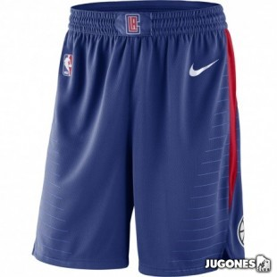 NBA Angeles Clippers Short Jr