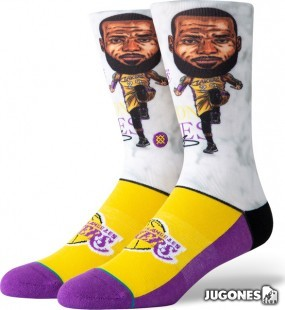 Stance James Big Head Socks