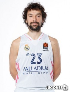 Camiseta Real Madrid 2020/2021 Jr Sergio Llull
