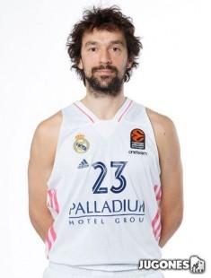 Real Madrid 2020/2021 Jr Sergio Llull