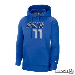 Luka Doncic Dallas Mavericks Essential Hoodie N&N 2021 (Jr)