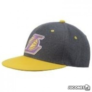 Adidas Lakers Fitted hat