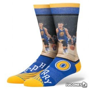 Calcetin Stance NBA future Legends (Stephen Curry)