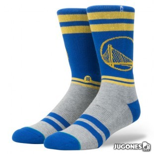 Stance City Gym Warriors Socks