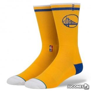 Socks Stance Arena Logo Warriors