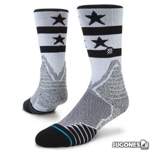 Stance Basket Hoop Dreams Socks