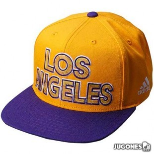 Adidas Los Angeles fitted hat