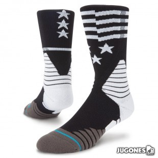Calcetines Stance Basket Murica