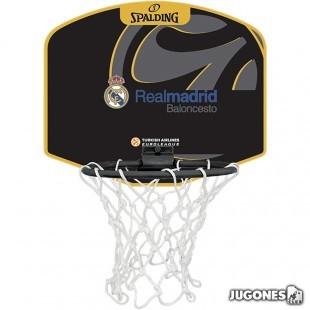 Mini Canasta Spalding Real Madrid