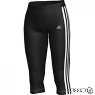 Pantalon 3/4 Ajustado Adidas Mujer