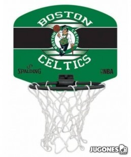 Mini Canasta Boston Celtics
