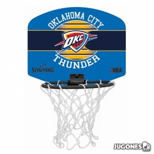 Spalding Oklahoma City Thunder Mini Board