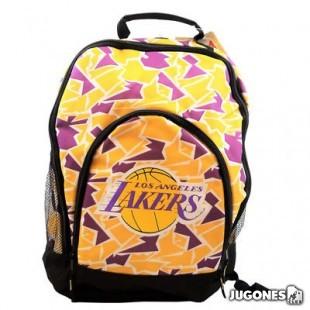 Mochila Camuflaje Angeles Lakers