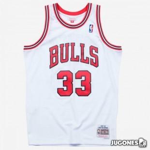 NBA Chicago Bulls Scottie Pippen 97-98