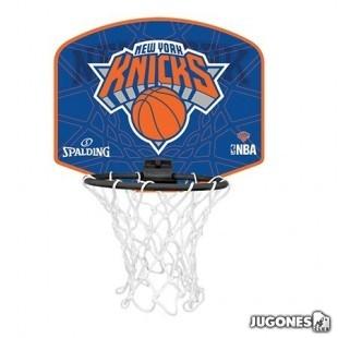 Mini canasta Spalding NY Knicks