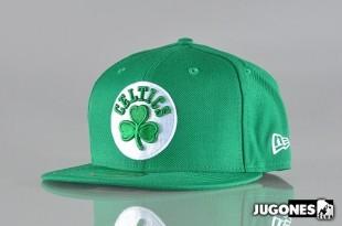 Gorra New Era Boston Celtics
