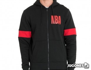 NBA Full Zip Chicago Bulls