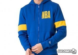 NBA Full Zip Golden State Warriors
