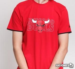 Camiseta Chicago Bulls NBA